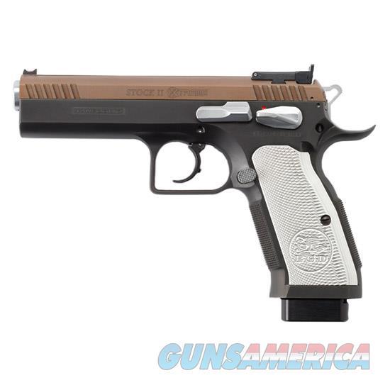 Eaa Tanfo Witness Stock 2 Xtreme 9Mm 4.5 Da 610605  Guns > Pistols > E Misc Pistols