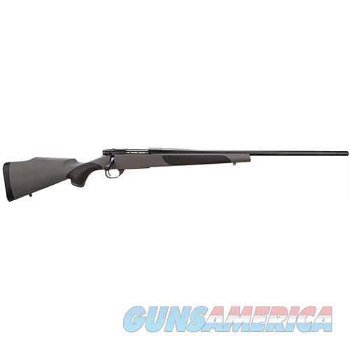 """Weatherby Vgt256rr4o Vanguard Synthetic Bolt 25-06 Remington 24"""" 5+1 Synthetic W/Rubber Panels Gray Stk Blued VGT256RR4O  Guns > Rifles > W Misc Rifles"""