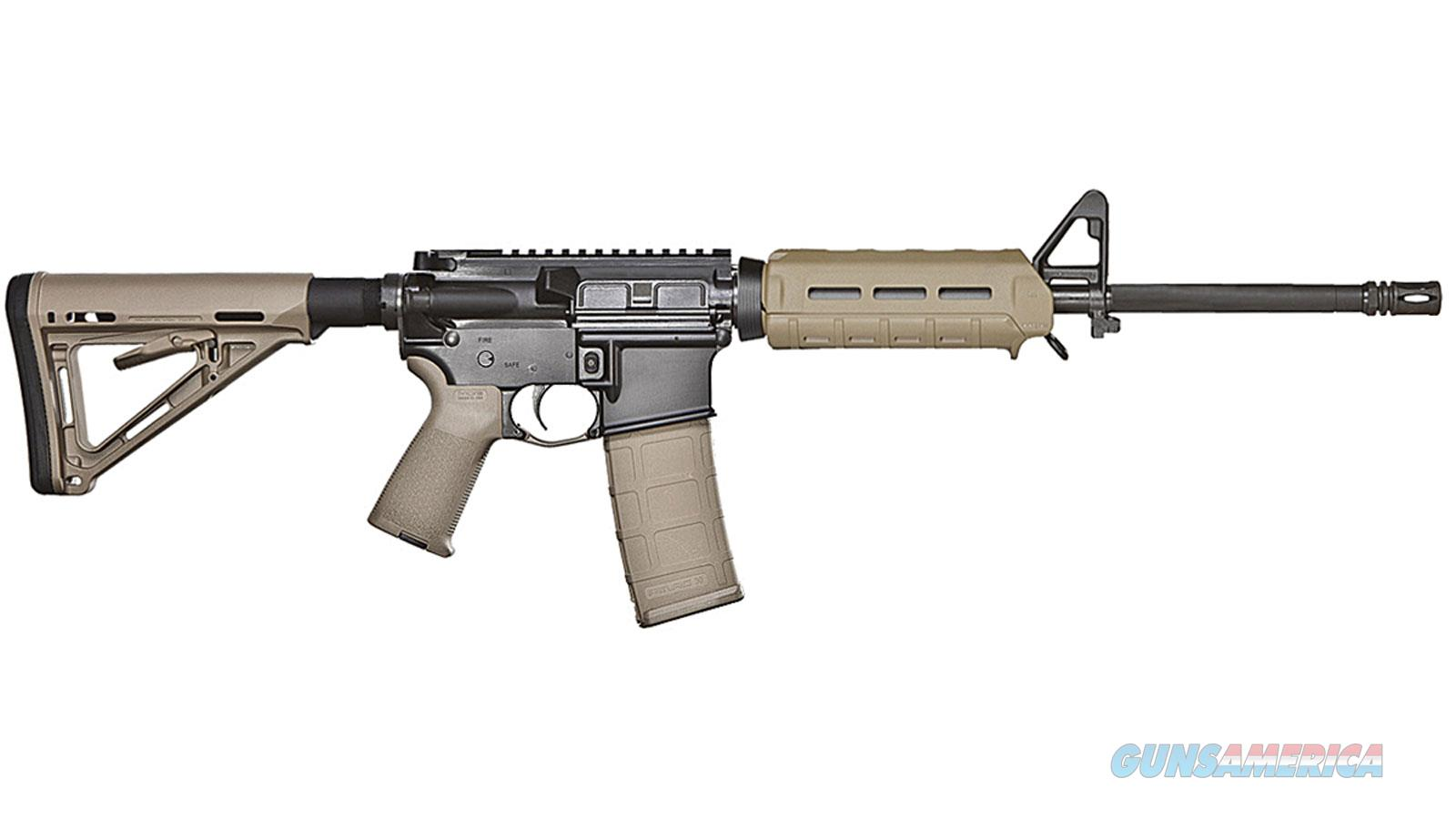 Delton Sierra 316 Semi-Auto Rifle 223 Rem, Rh, 16 In, Blk, Plmr Stock, 30+1 Rnd, Std Trgr RFTMH16-MLOKDE  Guns > Rifles > D Misc Rifles