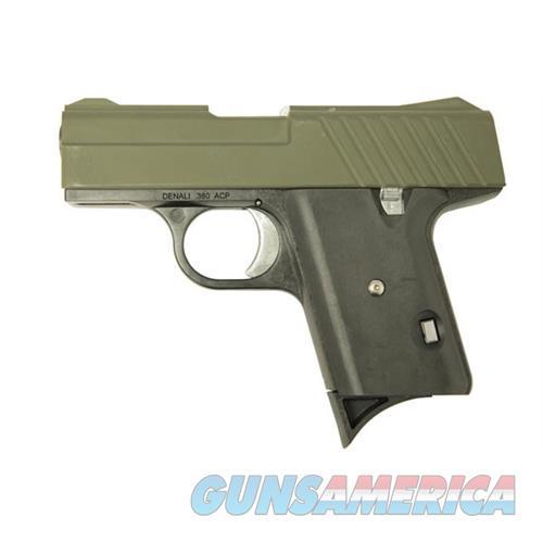 Cobra Denali 380Acp Od Grn Polymer DEN380OD  Guns > Pistols > C Misc Pistols