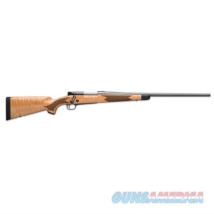 Win M70 Super Grade 308 Win Maple Ebony Forearm Tip 535218220  Guns > Rifles > W Misc Rifles