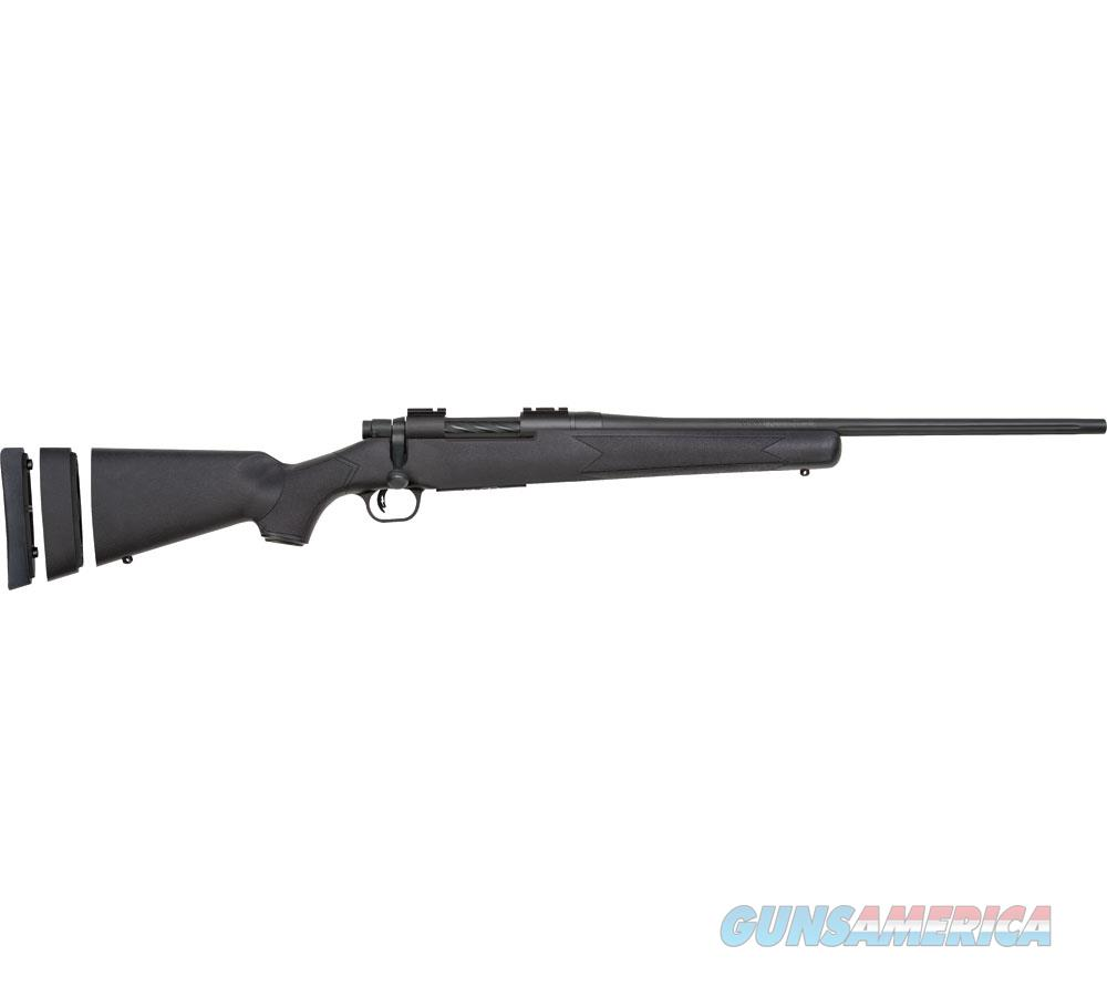 "MOSSBERG FIREARMS PAT BNTM 7MM-08 20"" 5RD 27850  Guns > Rifles > Mossberg Rifles > Other Bolt Action"