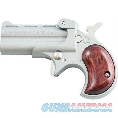 Cobra Derr 22Lr Satin Rswd Grips C22SR  Guns > Pistols > C Misc Pistols