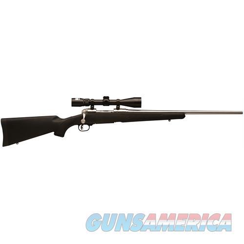 "Savage 19730 16/116 Trophy Hunter Xp Bolt 25-06 Rem 22"" 4+1 Synthetic Black Stk Stainless Steel 19730  Guns > Rifles > S Misc Rifles"