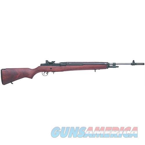 Springfield Armory M1a National Match 308Win Ss Oversize Walnu NA9802  Guns > Rifles > S Misc Rifles