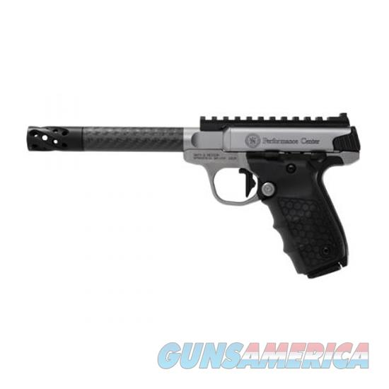Smith & Wesson Sw22 Victory Target 22Lr 6 Carbon Fiber Or 12080  Guns > Pistols > S Misc Pistols
