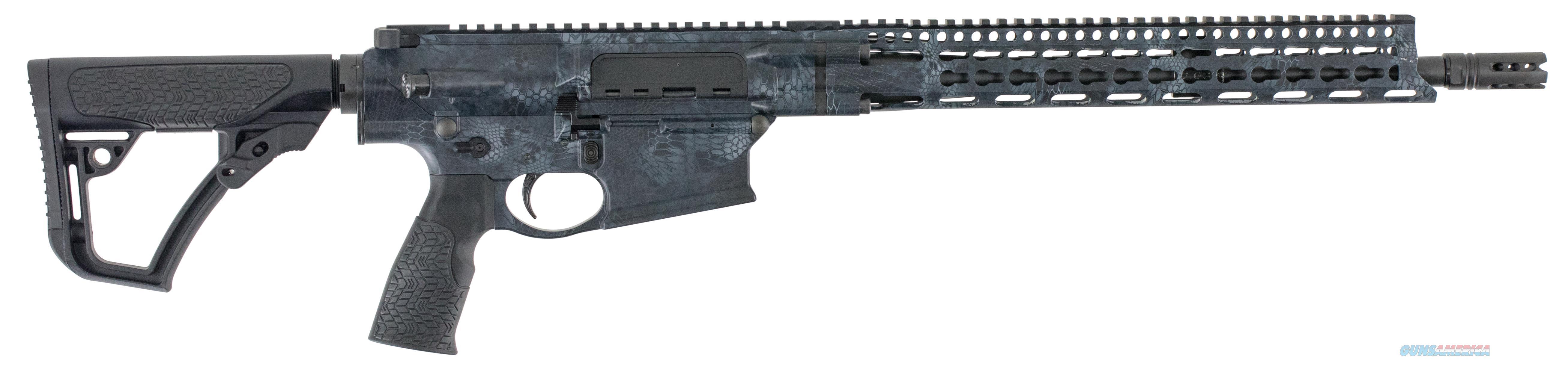 Daniel Defense Dd5v1 Kryptek Typhon 7.62X51mm 02-150-06037-047  Guns > Rifles > D Misc Rifles