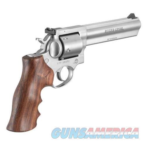 "Ruger Gp100 357Mag 6"" S Fs Hogue Grips    Talo RUG 1759  Guns > Pistols > TU Misc Pistols"