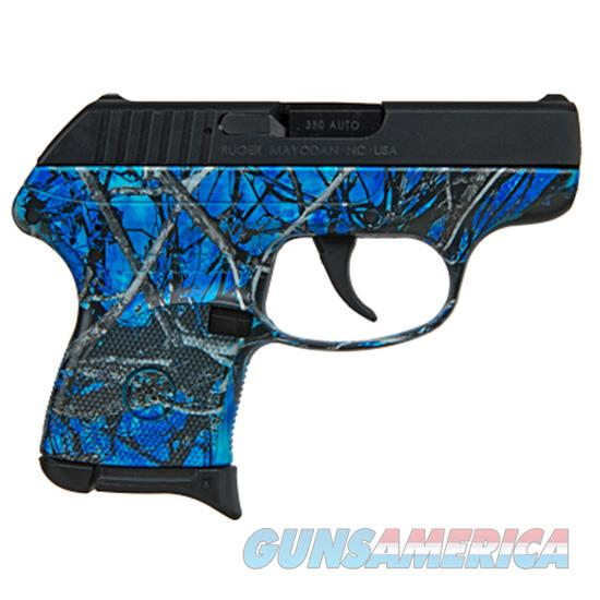 Ruger Lcp .380Acp 6-Shot Fs Bl Sld Moonshine Camo Undertow 3762  Guns > Pistols > R Misc Pistols