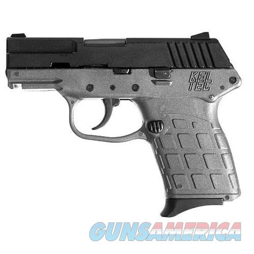 Keltec Pf-9 9Mm 3 Blued Gry Frame 7Rd PF9BGRY  Guns > Pistols > K Misc Pistols
