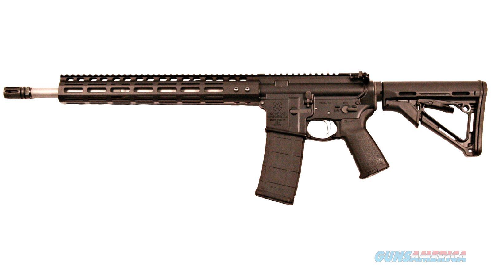 "Noveske Rifleworks Llc Gen1 Rogue Hunter 5.56Mm 30Rd 16"" M-Lok Black 02000402  Guns > Rifles > MN Misc Rifles"