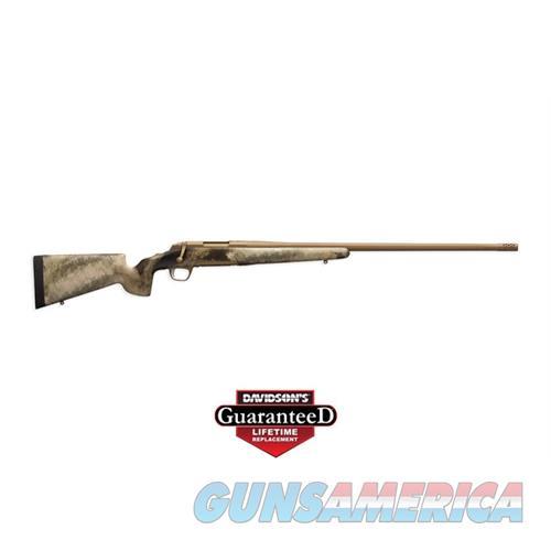 Browning Xbolt Hc Lr Mcm 26Nos 26 035395287  Guns > Rifles > B Misc Rifles