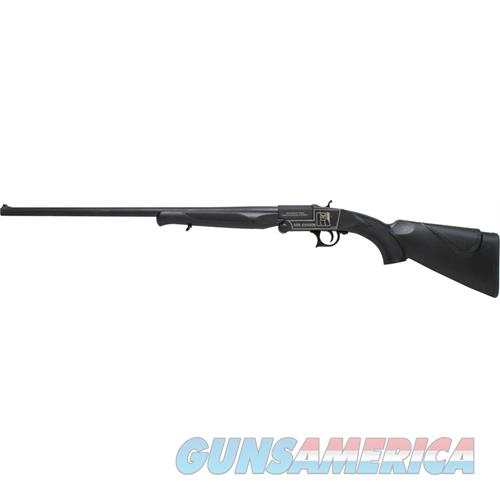 "Iver Johnson Arms Johnson Youth .410 3"" 24"" Full Black Synthetic IJ70041024SY  Guns > Shotguns > IJ Misc Shotguns"