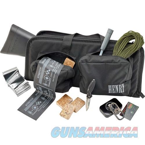 "Henry Survival Semi Auto Rifle  22 Lr Survival Package 16.125"" 8Rd Blk Syn Stk H002BSGB  Guns > Rifles > H Misc Rifles"