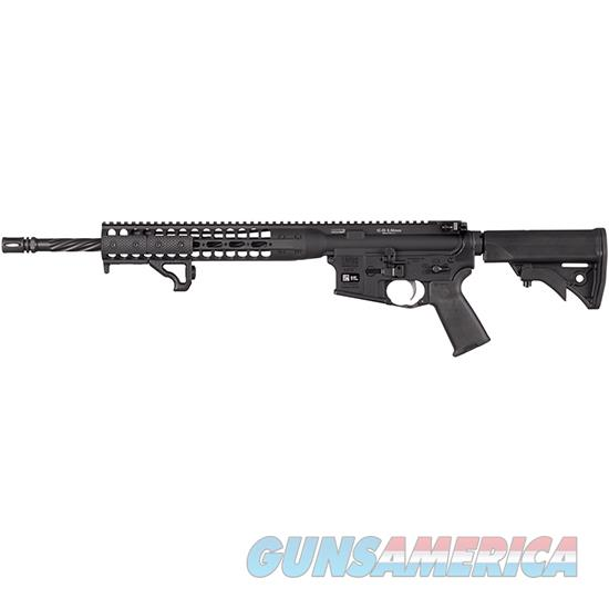 Lwrc Ic Di 5.56Mm 16 Blk Cali Comp ICDIR5B16CAC  Guns > Rifles > L Misc Rifles