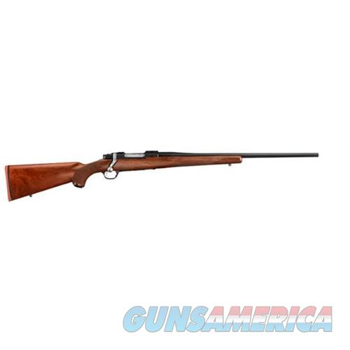 Ruger Hawkeye Standard Bolt Action Rifle 7Mm Mag, Rh, 24 In, Satin Blued, Wood Stk, 2+1 Rnd, Lc6 Trgr 37122  Guns > Rifles > R Misc Rifles