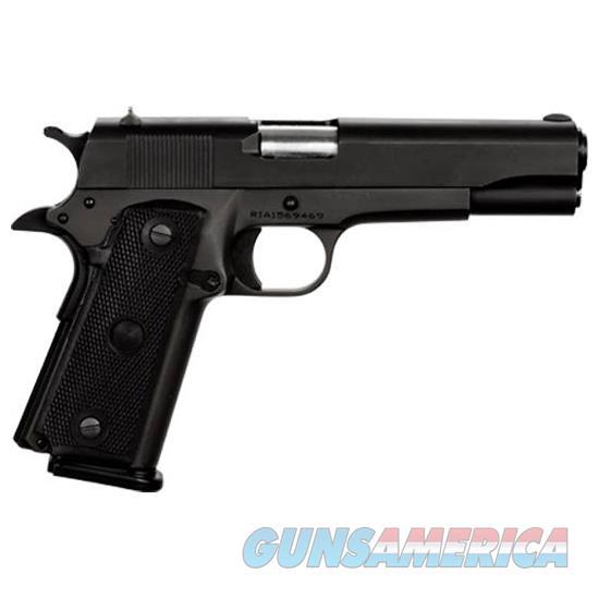 Armscor/Rock Island 1911 Gi 45Acp Full Size 5 10Rd Ma Legal 51453-MA  Guns > Pistols > A Misc Pistols