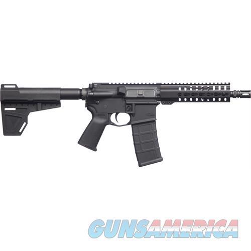 """Cmmg Pistol Mk4 .300 Blackout 8"""" Bbl 30Rd Blk Keymod W/Brace 30A817F  Guns > Pistols > C Misc Pistols"""