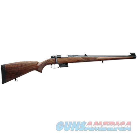 Czusa 527 Fs 223Rem 20.5 Walnut Mannlicher 5Rd 03013  Guns > Rifles > C Misc Rifles