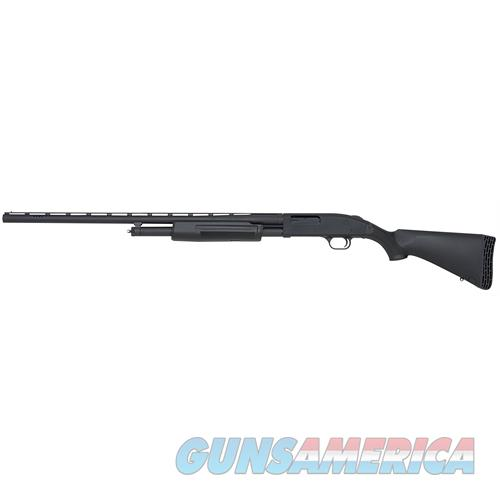 "Mossberg 59821 500 L-Series All Purpose Lh Pump 20 Gauge 26"" 3"" Black Synthetic Stk Blued Rcvr 59821  Guns > Shotguns > MN Misc Shotguns"