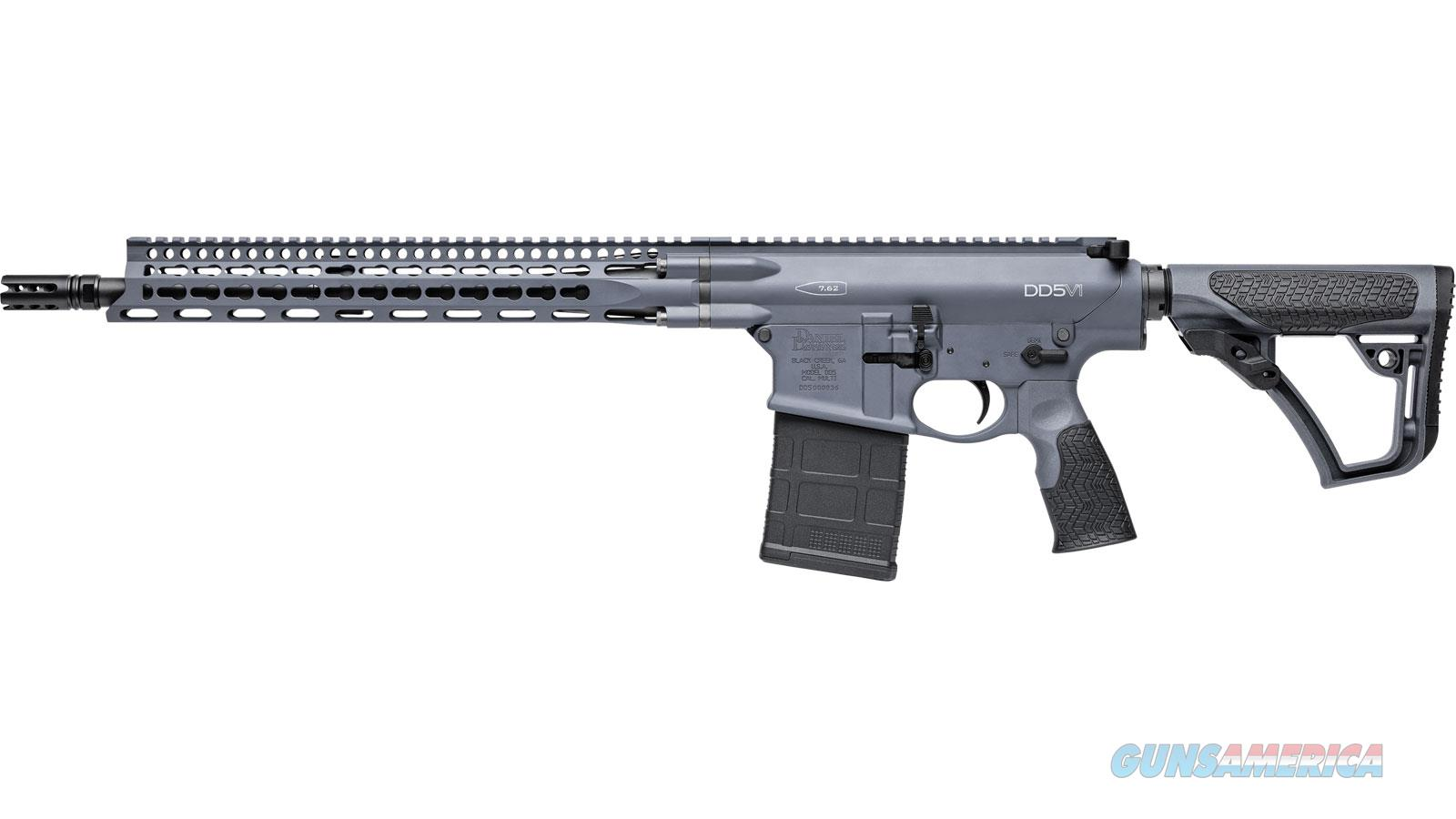 "Daniel Defense Dd5v1 Tornado 308 16"" 25Rd 0215007337047  Guns > Rifles > D Misc Rifles"
