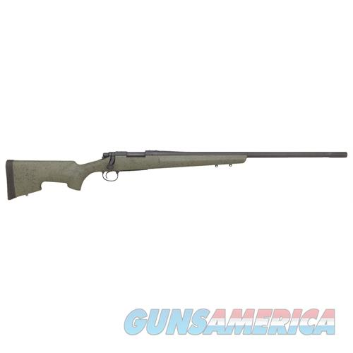 "Remington Firearms 84461 700 Xcr Tactical Bolt 308 Winchester/7.62 Nato 26"" 4+1 Bell And Carlson Green W/Black Spiderweb Stk Black 84461  Guns > Rifles > R Misc Rifles"
