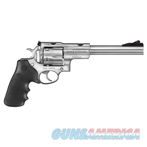 "Ruger Super Redhawk .44Magnum 7.5"" As Stainless Hogue Tamer* 5501  Guns > Pistols > R Misc Pistols"