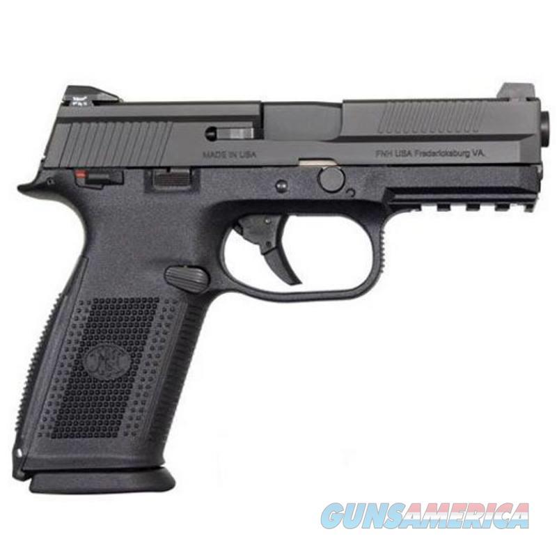 Fn Manufacturing Fns-40 40Sw Da Ms Blk/Blk 66944  Guns > Pistols > F Misc Pistols
