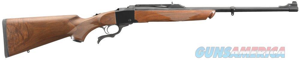Ruger No 1A 30-06 Light Sporter 22 Blued Walnut 1304  Guns > Rifles > R Misc Rifles