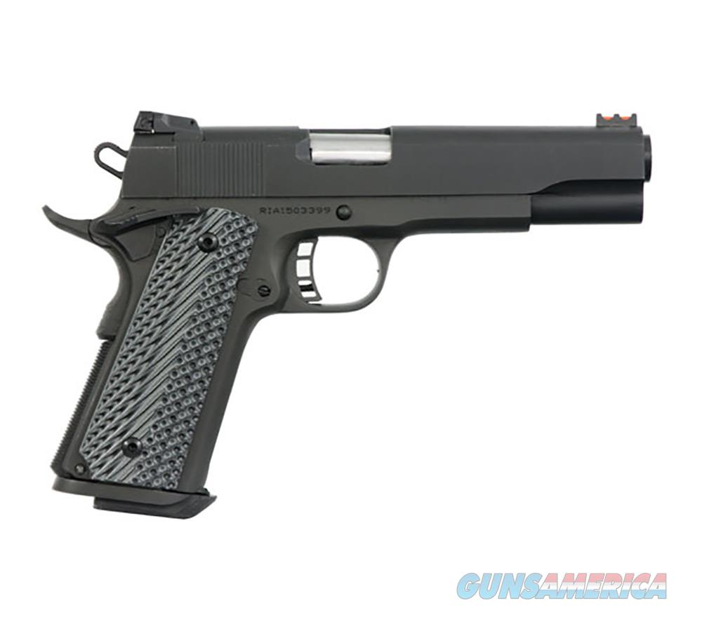 "RIA 1911 ROCK ULTRA 10MM 5"" FULL SIZE G10 GRIP 8R 51991  Guns > Pistols > Armscor Pistols > Rock Island"