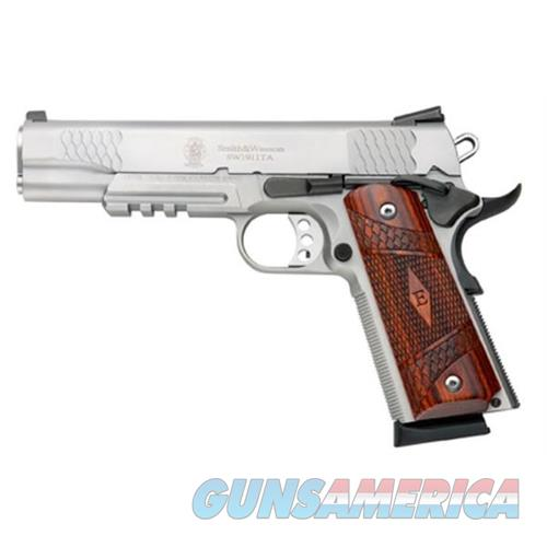 Smith & Wesson 1911Ta 45Acp E Series 5 Ss Ns 8Rd 108411  Guns > Pistols > S Misc Pistols