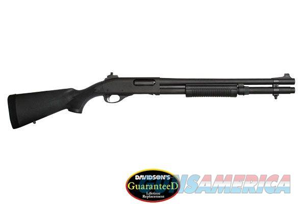 REMINGTON LE 870P 12M/18 GR SYN 7RD 24447  Guns > Shotguns > Remington Shotguns  > Pump > Tactical