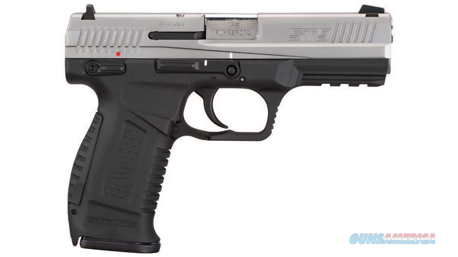 """Tr Imports St9 9Mm 4.5"""" 15/17Rd ST9-SS  Guns > Pistols > TU Misc Pistols"""