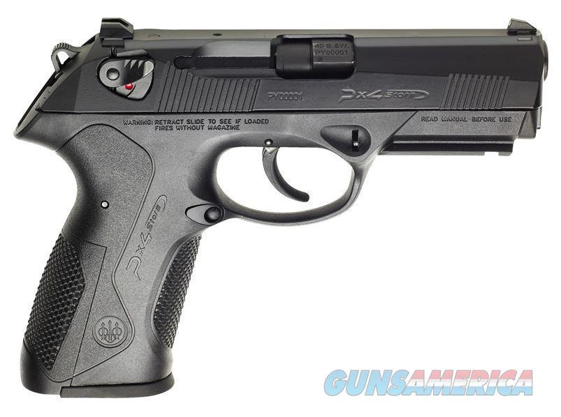 """Beretta Px4 Storm 40Sw 4"""" 10Rd JXF4F20CA  Guns > Pistols > B Misc Pistols"""