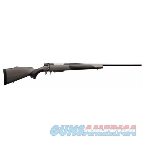 """Weatherby Vanguard Syn Dbm .30-06 24"""" M.Blued Blk/Gry Syn VGTD306SR4O  Guns > Rifles > W Misc Rifles"""