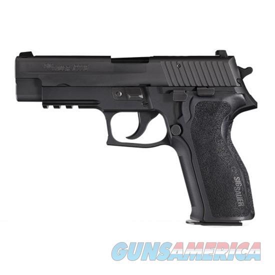 Sig Sauer P226 9Mm Tac Rail Ns Alloy Frame 10Rd Ca Lega 226R-9-BSS-CA  Guns > Pistols > S Misc Pistols