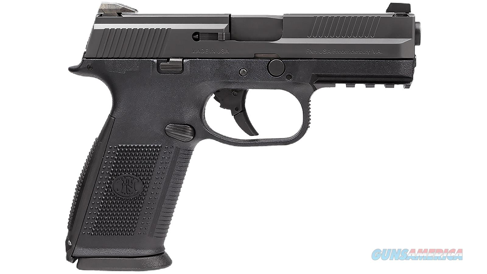 FN MANUFACTURING FNS-40 BLK/BLK 10RD-3 66764  Guns > Pistols > FNH - Fabrique Nationale (FN) Pistols > FNS