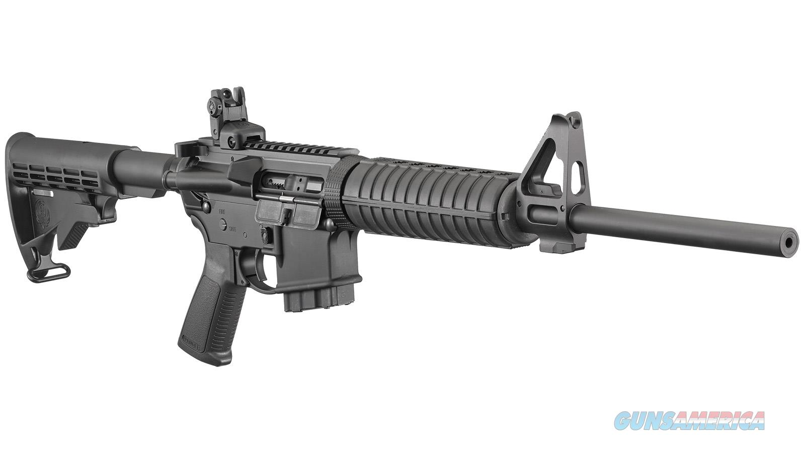 "Ruger Ar-556 Sc 5.56 16.1"" 10Rd 8502  Guns > Rifles > R Misc Rifles"