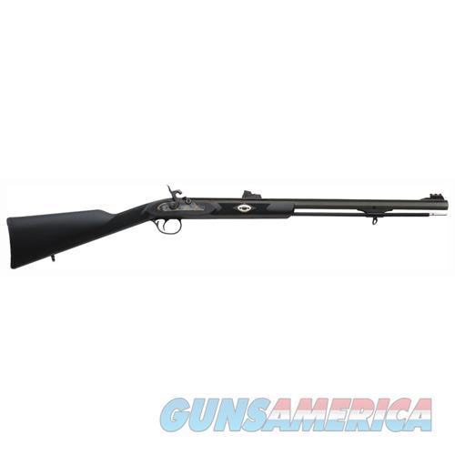 "Traditions Deerhunter Rifle Percussion .50 24"" Blued/Syn R3300850  Guns > Rifles > TU Misc Rifles"