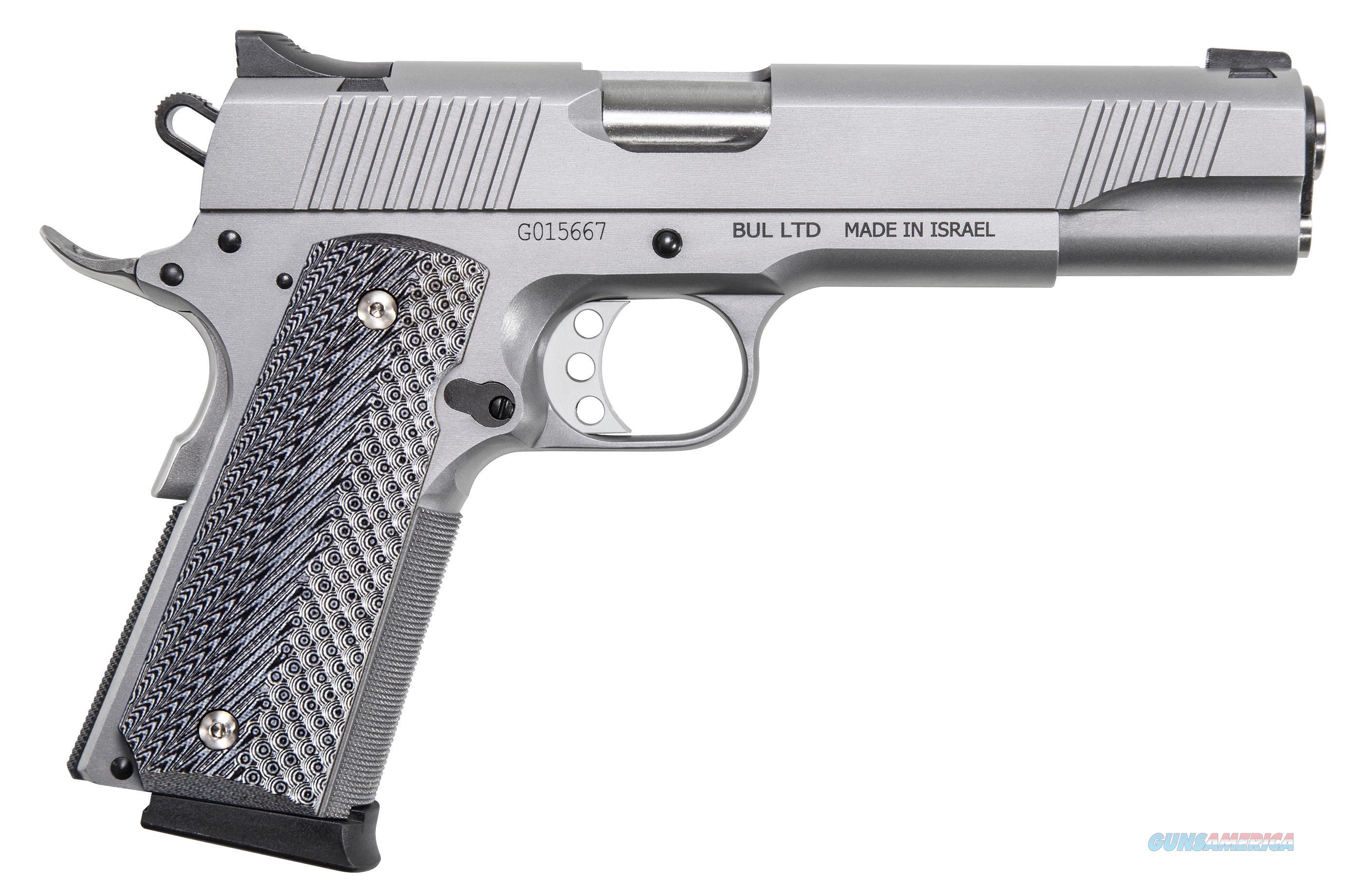 """Magnum De1911gss Desert Eagle 1911 G Single 45 Acp 5.1"""" 8+1 Wood Grp Ss DE1911GSS  Guns > Pistols > MN Misc Pistols"""