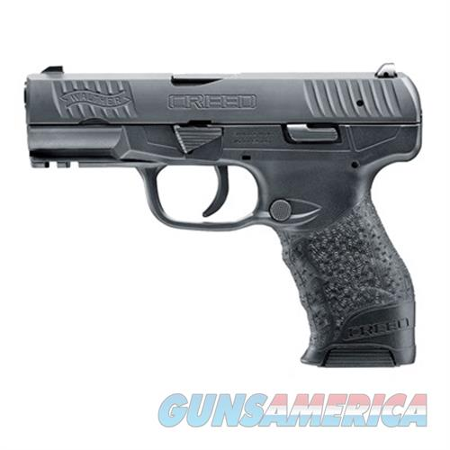 "Walther Creed Pistol 9Mm 4"" Black 10Rd Capacity 2815517  Guns > Pistols > W Misc Pistols"