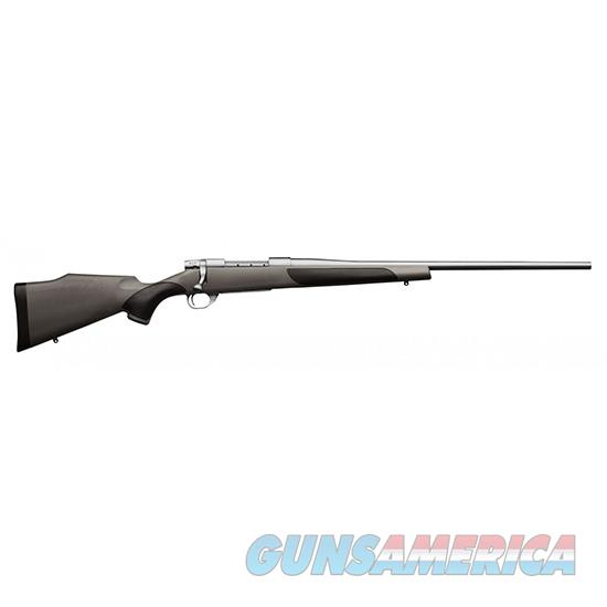 Weatherby Vanguard 7Mmrem 26 Ss Syn Gry Blk #2 VGS7MMRR6O  Guns > Rifles > W Misc Rifles