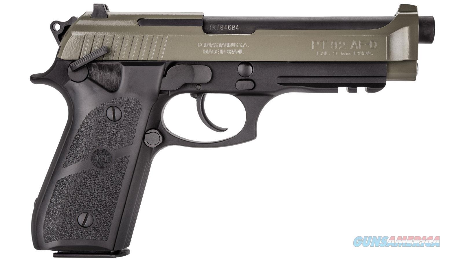 """Taurus 92 9Mm 5"""" 17Rd Semi Blue 1-920151-17S  Guns > Pistols > TU Misc Pistols"""