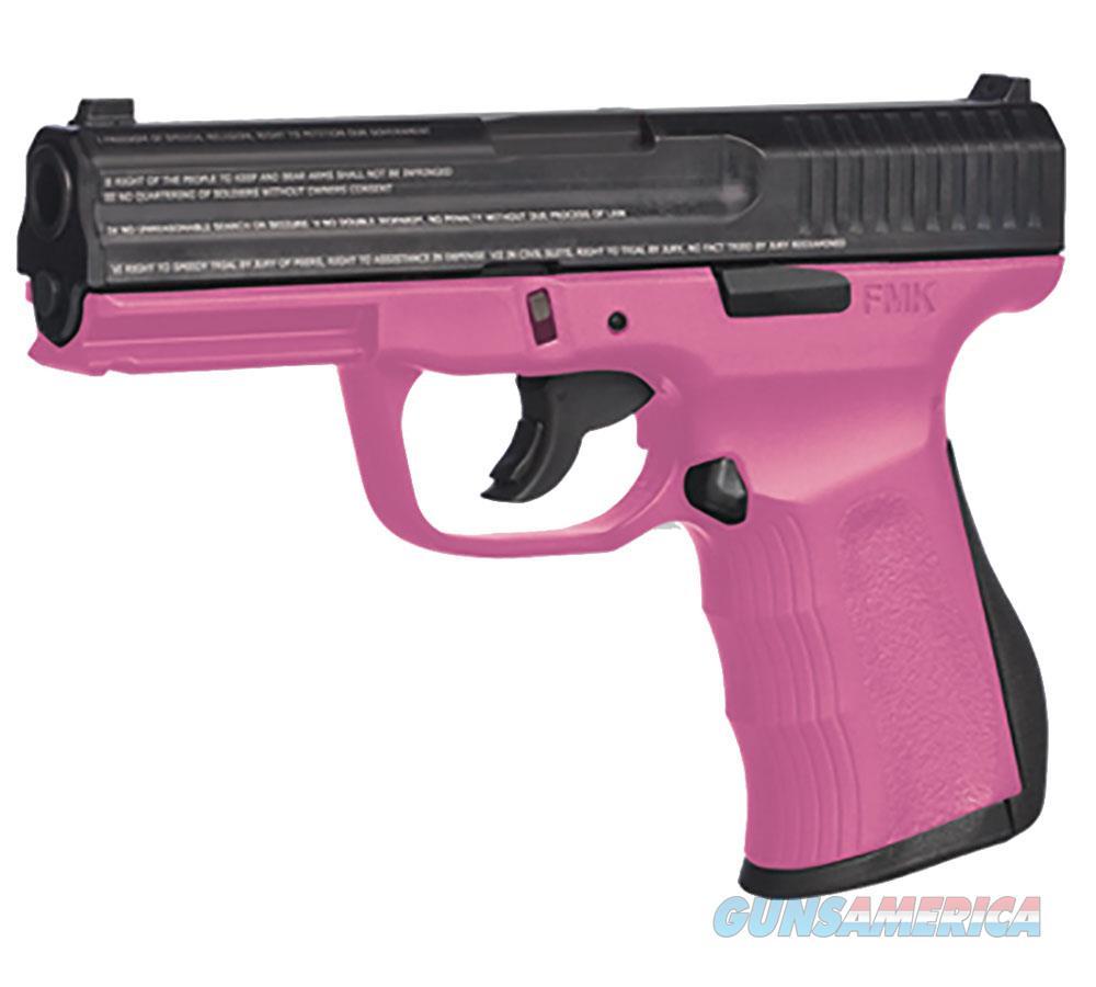 "Fmk Firearms 9C1g2-Fat 9Mm 4"" 14Rd FMKG9C1G2EPK  Guns > Pistols > F Misc Pistols"