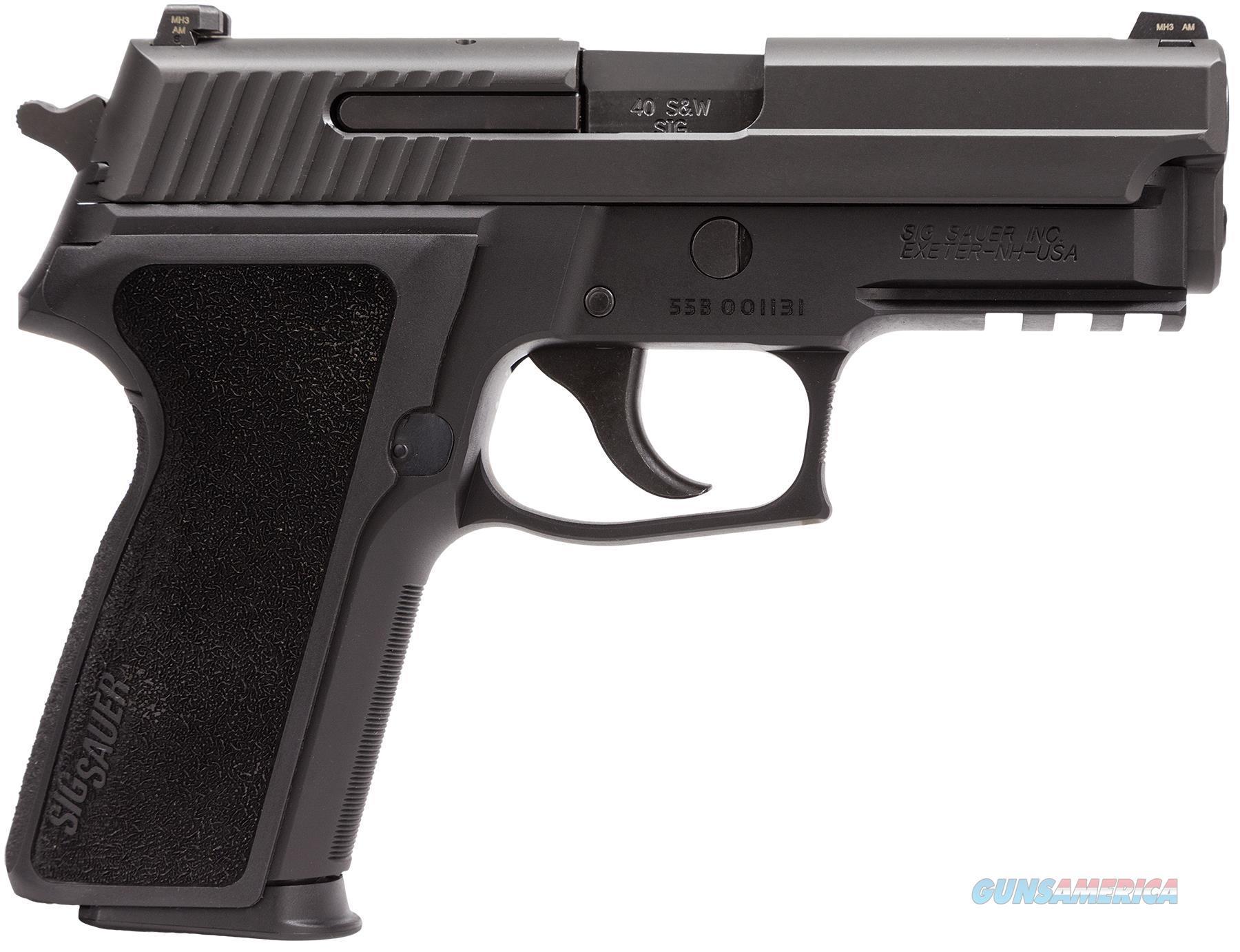 Sig Sauer P229 40S&W Full Blk   Ns E29r40bss     / E29R-40-BSS  Guns > Pistols > S Misc Pistols