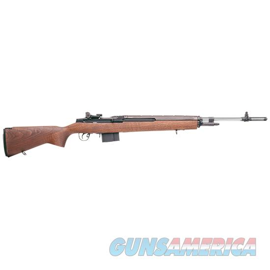 Springfield Armory M1a Super Match 308Win Ss Oversize Walnu SA9802  Guns > Rifles > S Misc Rifles