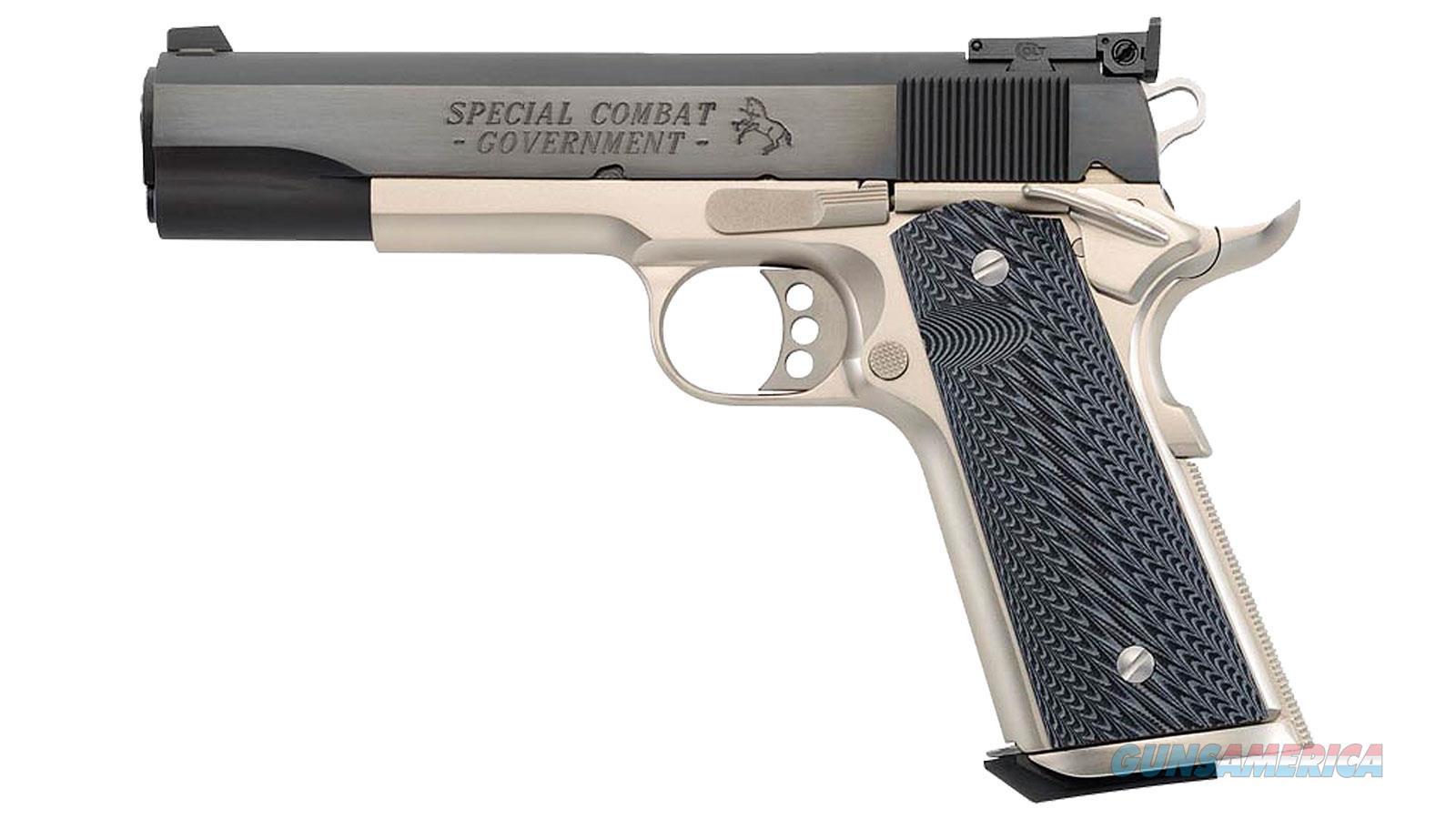 "Colt's S.C. Government 38Sup 5"" Tt As    Custom O2580CM  Non-Guns > Magazines & Clips > Pistol Magazines > Other"
