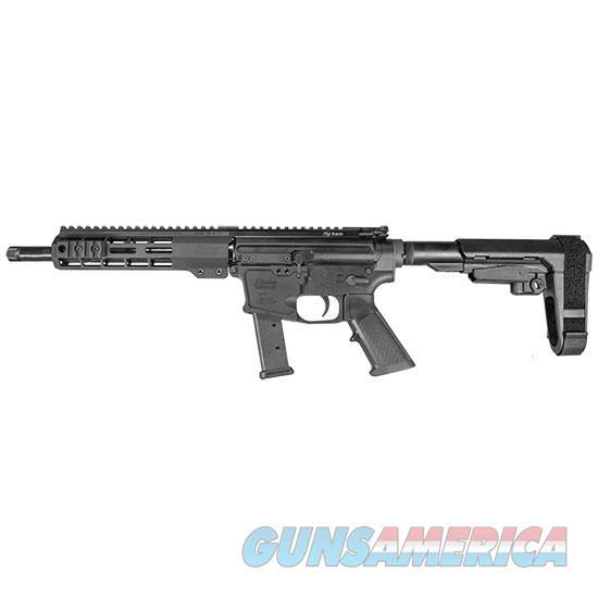Windham Weaponry 9Mm 17 Rd Glock Mag Pistol With Arm Brace RP9SFS9MM  Guns > Pistols > W Misc Pistols