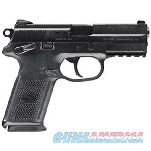 Fn America Fnx 9 9Mm Dasa Ms Blk 17Rd 66822  Guns > Pistols > F Misc Pistols