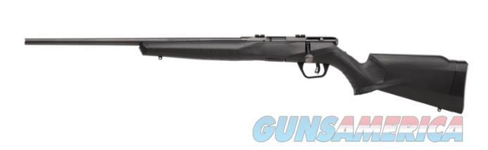 "B22 22Mag Blk/Sy 21"" Left Hand 70540  Guns > Rifles > S Misc Rifles"